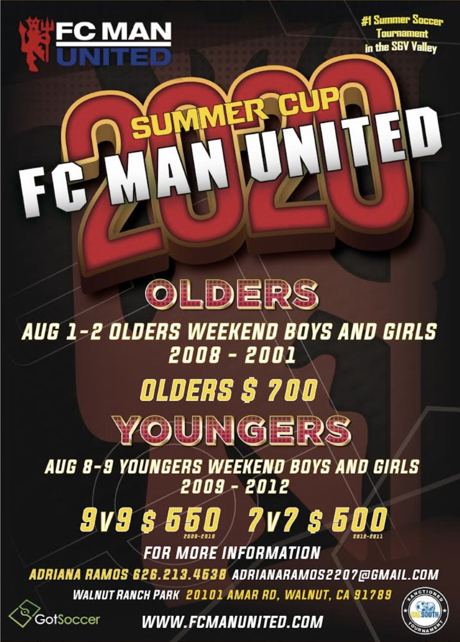 FC Man United Summer Cup